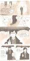 HOME Johnlock art request by Radculas
