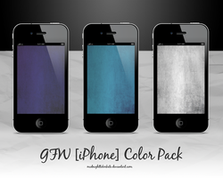 GFW iPhone Color Pack by midnighttokerkate