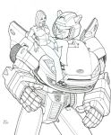 Autobots aren't just for boys by TiAmoItalia