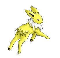 Jolteon by Endless-Void
