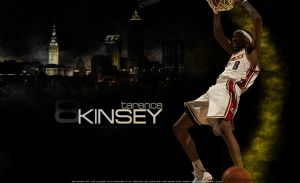 Tarence Kinsey by DraftPick