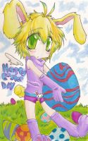 Happy Easter Day by asian-neko