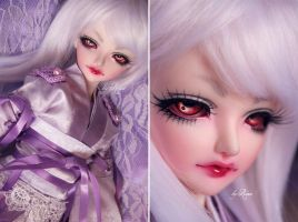 Commission - Only-Doll Kexin by prettyinplastic