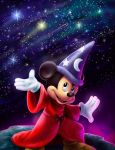 Magic Mickey by xXTyeDyeXx