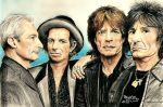 The Rolling Stones by marmicminipark