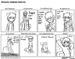 Character Challenge Meme by Call-Me-Jack