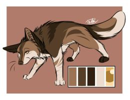 Palette Adoptable: Canine 6 by Espherio