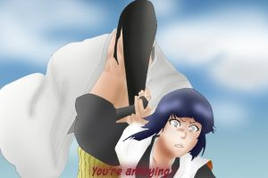 Bleach 517- Soi Fong and Division 0 by hinataconsuegra