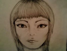 Mujer by lorellee