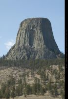 Devil's Tower 3 by SalsolaStock