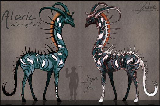 DESIGN AUCTION | Alaric | CLOSED by CobraVenom
