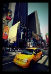 Wide angle in NYC by MarinaC13
