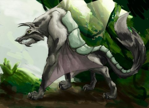 Story: Symbiotic Beast by Athrial