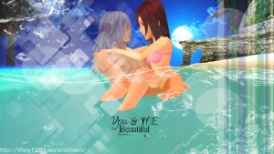 Summer with you - RiKai by tifany1988