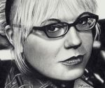 Garcia - Criminal Minds by Doctor-Pencil