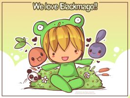 We Love Blackmago by MoogleGurl