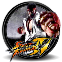Street Fighter IV Circle icon By Myselph by bymyselph