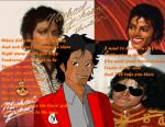 Michael Jackson Thriller Era by PhantomMasterRamos89