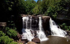 Black Water Falls, WV by Dysturbed7
