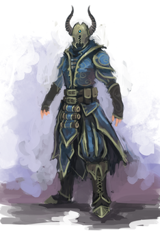 Wizard by UltimaFatalis