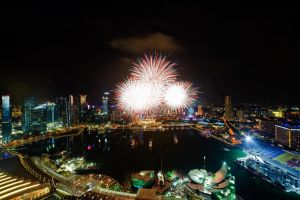 Fireworks at 700ft 2 by Shooter1970