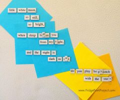 The Daily Magnet #193 by FridgePoetProject