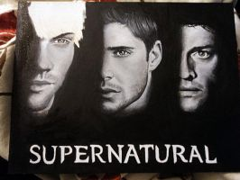 supernatural UNFINISHED by ashleymenard122
