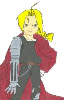 Edward Elric by revers-edge118