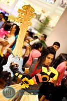 Terra Kingdom Hearts Cosplay by elwinmarc75