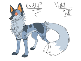 Vinitoll Ref Sheet WIP~ by Sekaryu