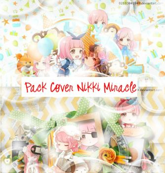 Pack Cover #1 : Nikki Miracle by 02103841949
