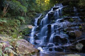Wentworth Falls .III by Fueled-By-Freedom