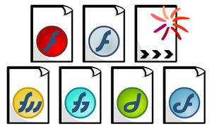 Macromedia Icons by th1rt3en