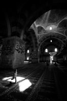 Edirne Old Mosque 1 by TanBekdemir