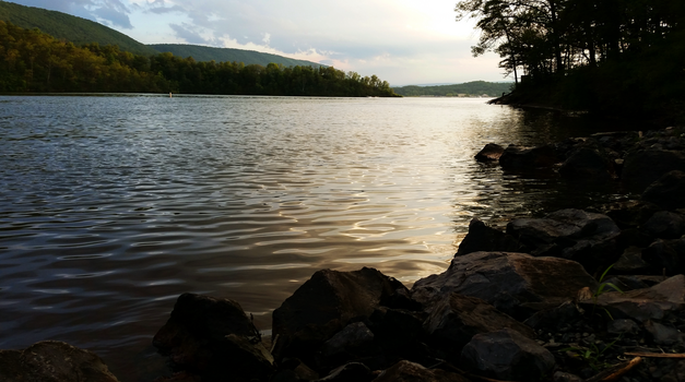 Raystown Lake by Alonaria