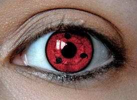 sharingan eye by meuto52