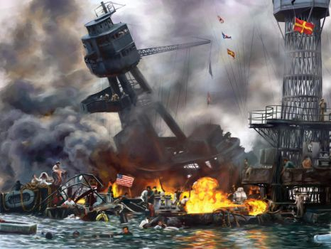 pearl harbor by firebolide