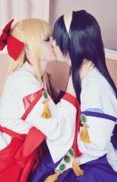 Kannazuki no Miko - Just kiss me by Sorel-Amy