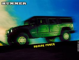 HUMMER .. POWER by ImagineShop