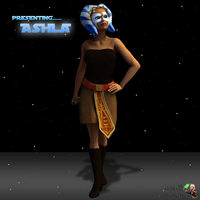 Presenting.......Ashla-The original Ahsoka by Ahsoka114