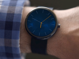 Android Wear - Clock App [GIF] by Ramotion by Ramotion
