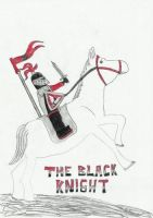 18) The Black Knight by Trancedeliquist