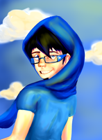 30 Day Homestuck Challenge D1 by Dawna-May