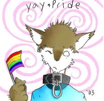 Yay, pride by ayato