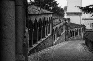 To the castle of Udine by Miccighel