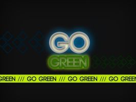 Go Green by UJz