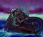 Nap at Sea by Linkerbell
