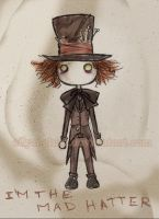 I'm the Mad Hatter by Eilyn-Chan