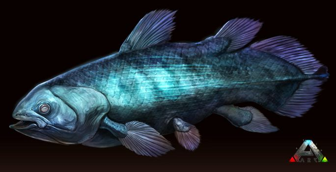 Ark-Coelacanth-Final by Davesrightmind