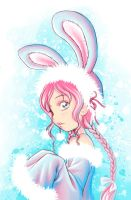 bunny 4 by Victoria-Rivero